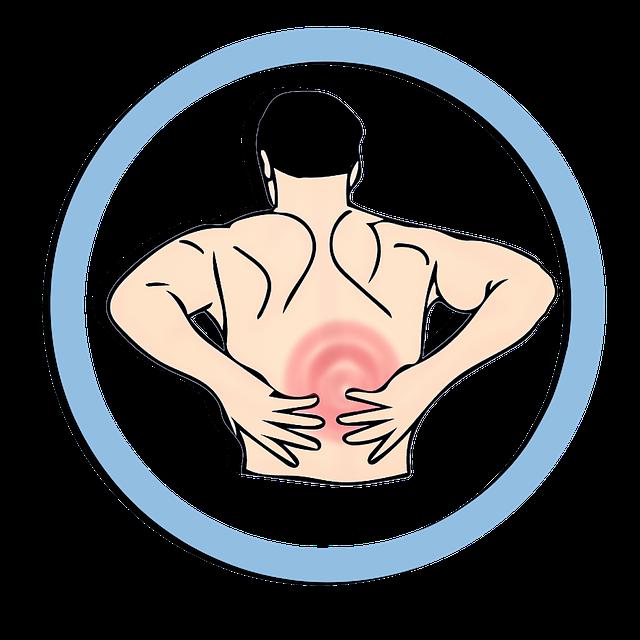 6 domowych sposobów na bóle pleców